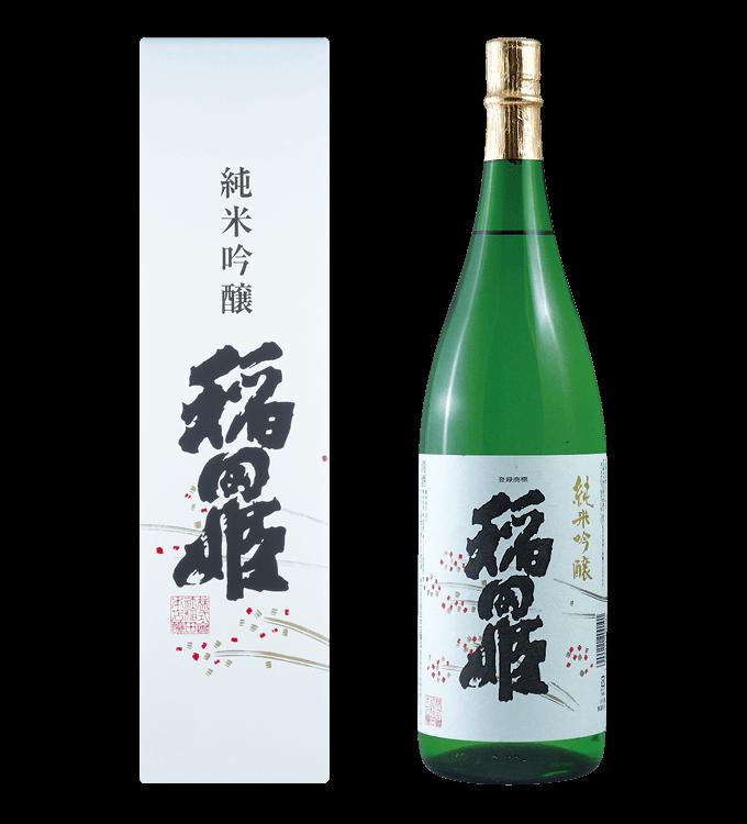 純米吟醸 稲田姫