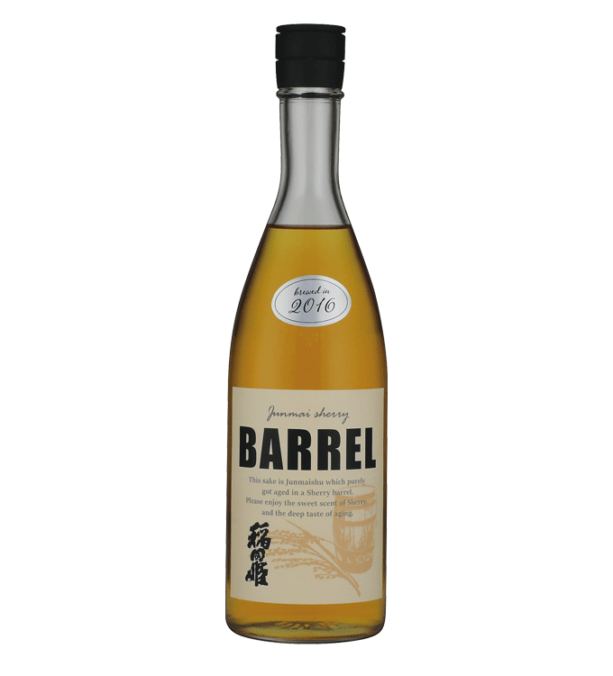 稲田姫 Junmai sherry BARREL